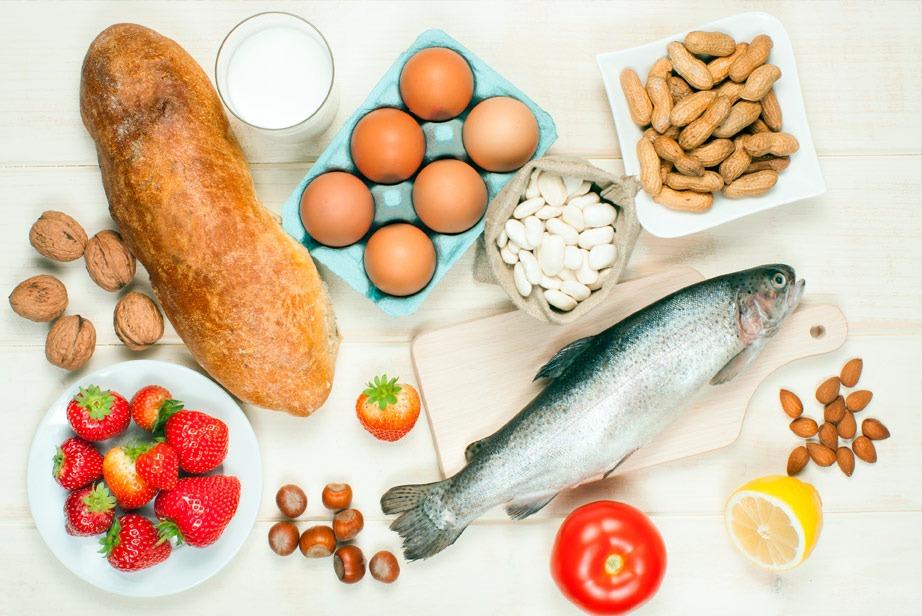 normativa sobre alérgenos