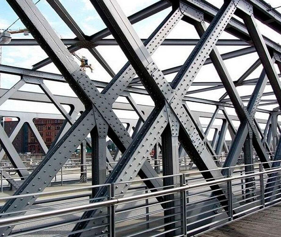 estructuras metálicas en Sevilla